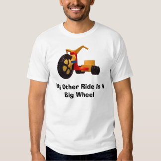 Big Wheel T Shirt
