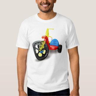 Big Wheels T-shirts