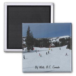 Big White, B.C. Canada Magnet
