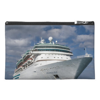 Big White Cruise Ship Travel Accessory Bags