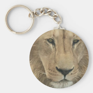 Big Wild Cat Keychain