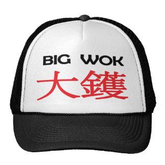 Big Wok 大鑊 Hat
