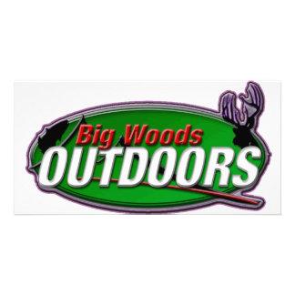 Big Woods Swag Card