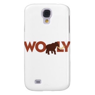 Big Wooly Mammoth Samsung Galaxy S4 Cases