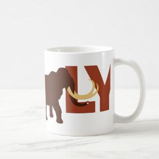 Big Wooly Mammoth Coffee Mug