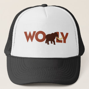 Big Wooly Mammoth Trucker Hat 6fc1bb9b87f