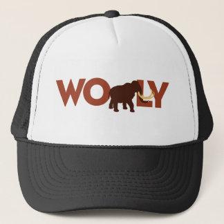 Big Wooly Mammoth Trucker Hat
