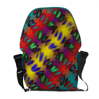 Big Yarn Courier Bag