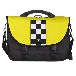 Big Yellow Commuter Bag