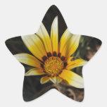 Big yellow daisy sticker