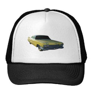 Big Yellow Fin 59 Cadillac Hats