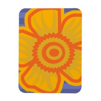 Big Yellow Flower Magnet