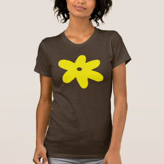Big Yellow Flower T-Shirt