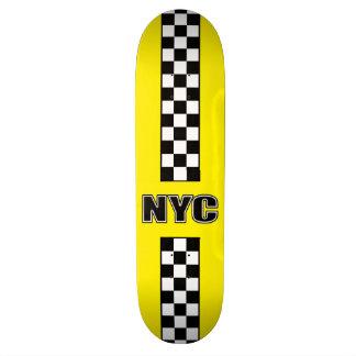 Big Yellow Skateboard