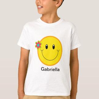 Big Yellow Smiley Face T-Shirt