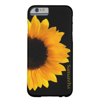 Big Yellow Sunflower iphone 6 Case