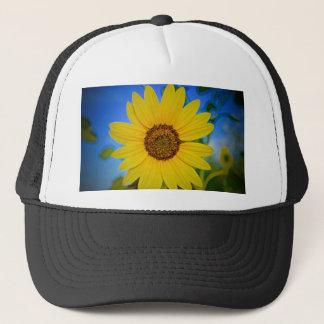 Big Yellow Sunflower Trucker Hat