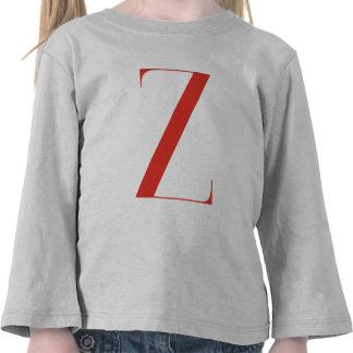 Big Z: Jeanne Moderno Lettres T Shirt