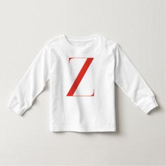 Big Z: Jeanne Moderno Lettres Tee Shirt
