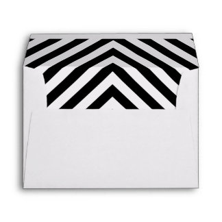 Big Zigzag Envelopes