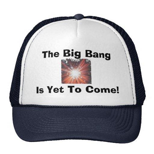 bigbang-1, The Big Bang, Is Yet To Come! Hat