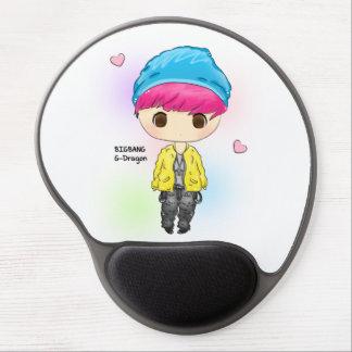 [BIGBANG] G-DRAGON CHIBI GEL MOUSEPAD