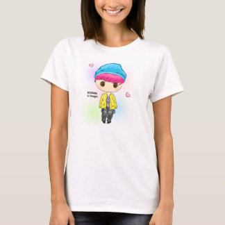 [BIGBANG] G-DRAGON CHIBI WOMEN'S T-SHIRT
