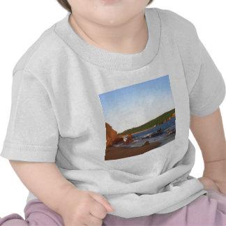 Bigbury en el mar camiseta