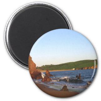 Bigbury On Sea Magnet