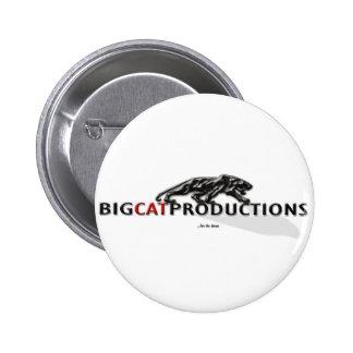 BIGCATPRODUCTIONS LOGO PIN