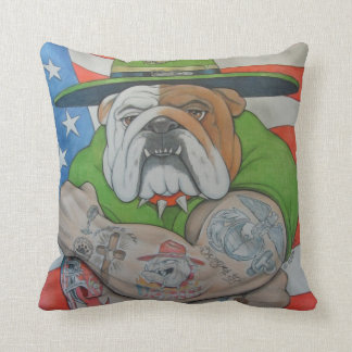 """BigDawg"" by Scott Wilke Pillow"
