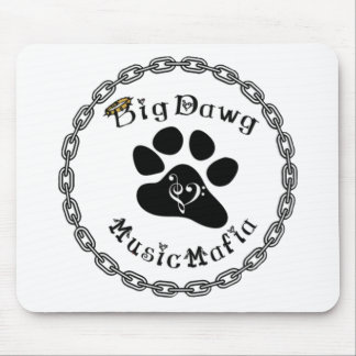 BigDawg Music Mafia Gear Mouse Pad