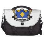 Bigelow Family Crest Commuter Bags