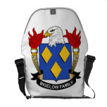 Bigelow Family Crest Courier Bag