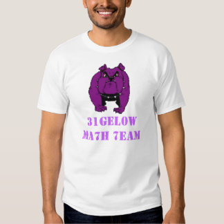 Bigelow Math Team Shirt 1