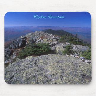 Bigelow Mountain Ridge Trail Maine Mouse Pad