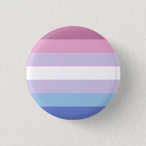 Bigender Flag Badge Button