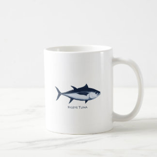 Bigeye Tuna Logo Coffee Mug