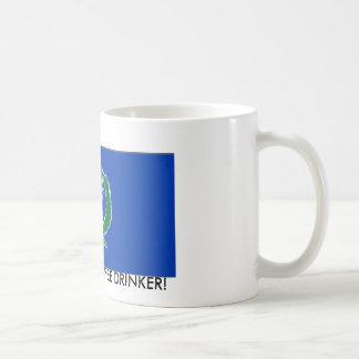 bigflag-1[1], POHNPEIAN COFFEE DRINKER! Coffee Mug