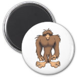 BIGFOOT 2 INCH ROUND MAGNET