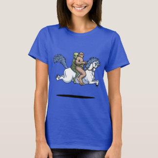 Bigfoot, Alien, Unicorn T-Shirt