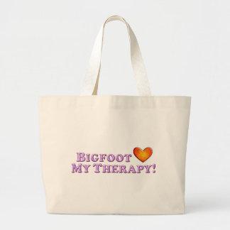 Bigfoot ama mi terapia - básica bolsa