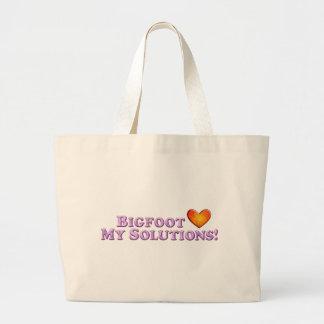 Bigfoot ama mis soluciones - básicas bolsa