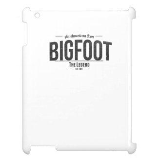 Bigfoot An American Icon iPad Cover