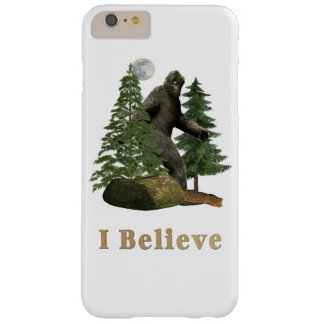 Bigfoot art barely there iPhone 6 plus case
