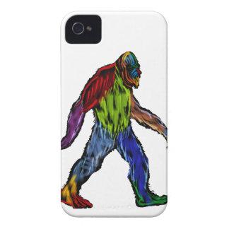 Bigfoot at Large iPhone 4 Cover