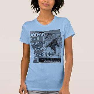 Bigfoot Bamboozlement Camisetas