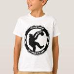 Bigfoot Basketball T-Shirt