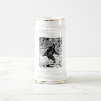Bigfoot Beer Stein
