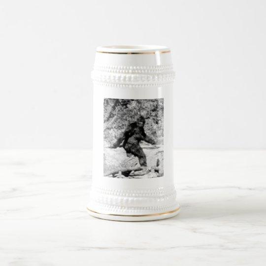 Bigfoot Beer Stein